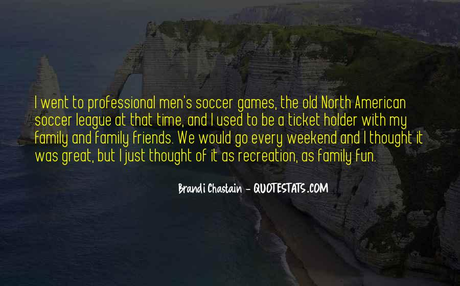 Us Men's Soccer Quotes #1281218