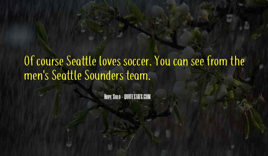 Us Men's Soccer Quotes #1852016