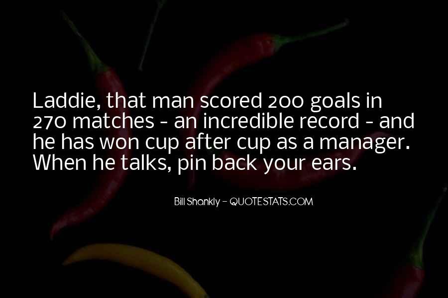 Us Men's Soccer Quotes #285337