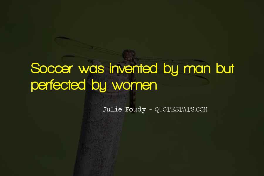 Us Men's Soccer Quotes #304808