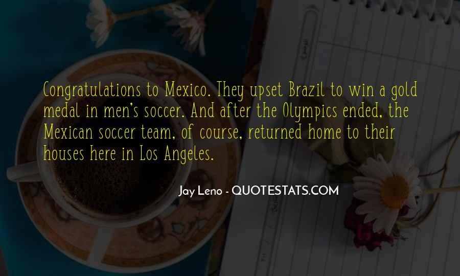 Us Men's Soccer Quotes #391764