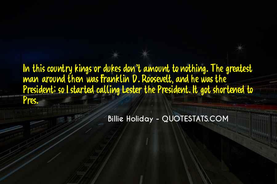 Us President Roosevelt Quotes #154614