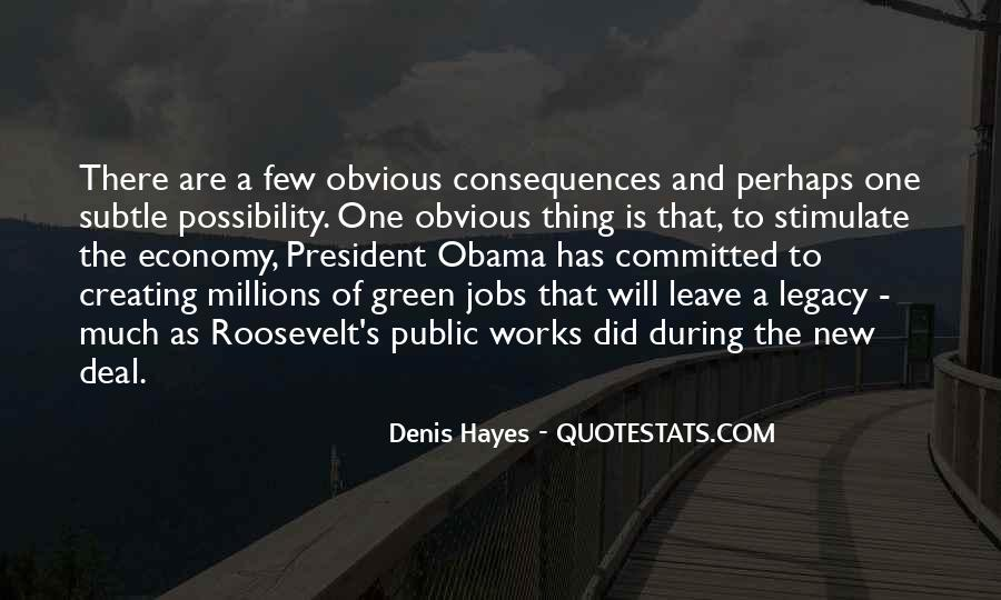 Us President Roosevelt Quotes #19509