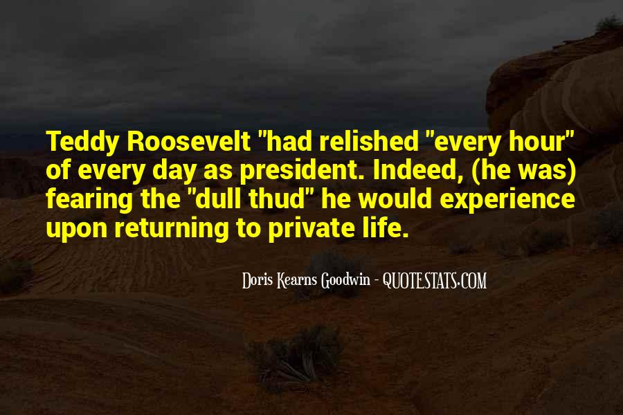 Us President Roosevelt Quotes #616978