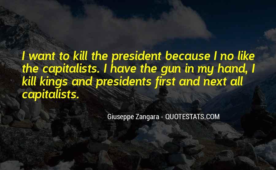 Us Presidents Gun Quotes #855747