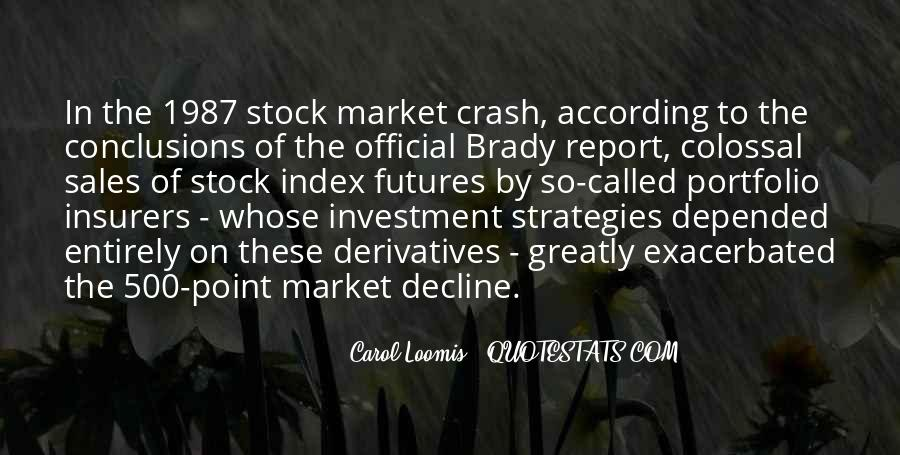Us Stock Market Futures Quotes #523773