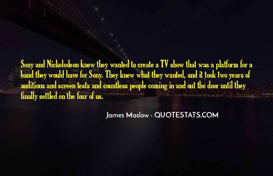 Us Tv Quotes #1377620