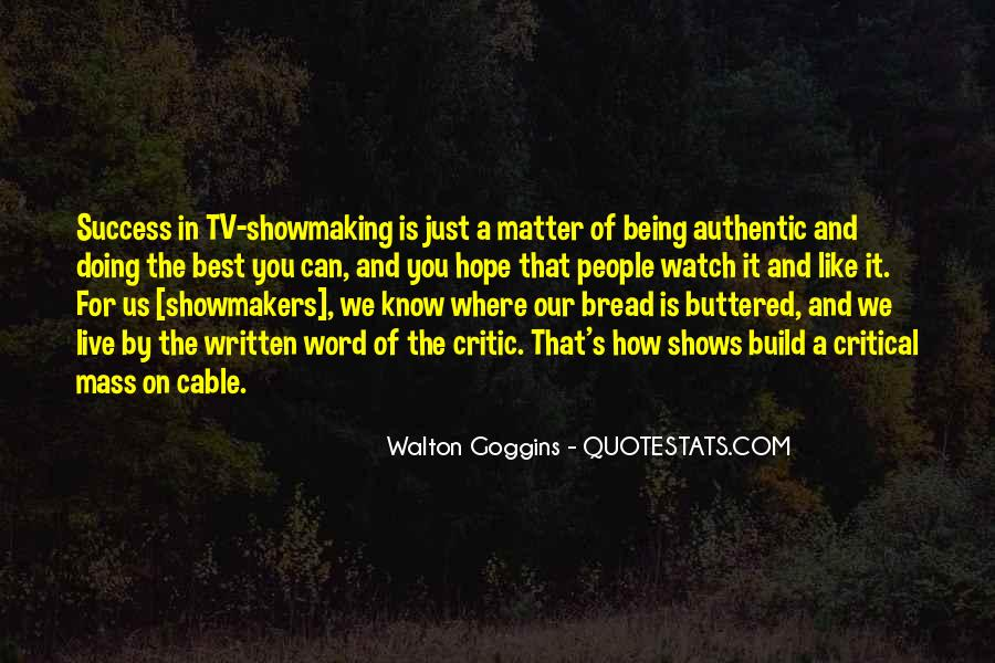 Us Tv Quotes #268684