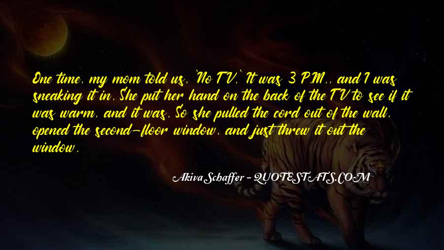 Us Tv Quotes #304162
