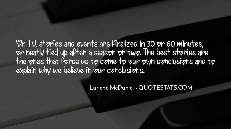 Us Tv Quotes #502223
