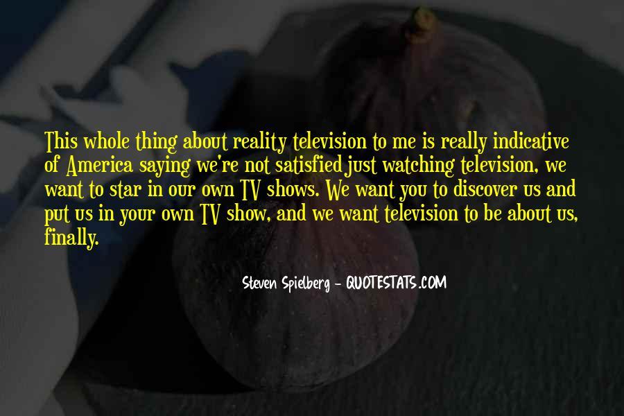 Us Tv Quotes #74160
