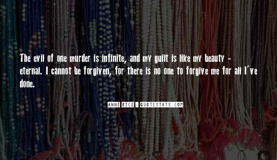 Quotes About Evil And Beauty #1752309