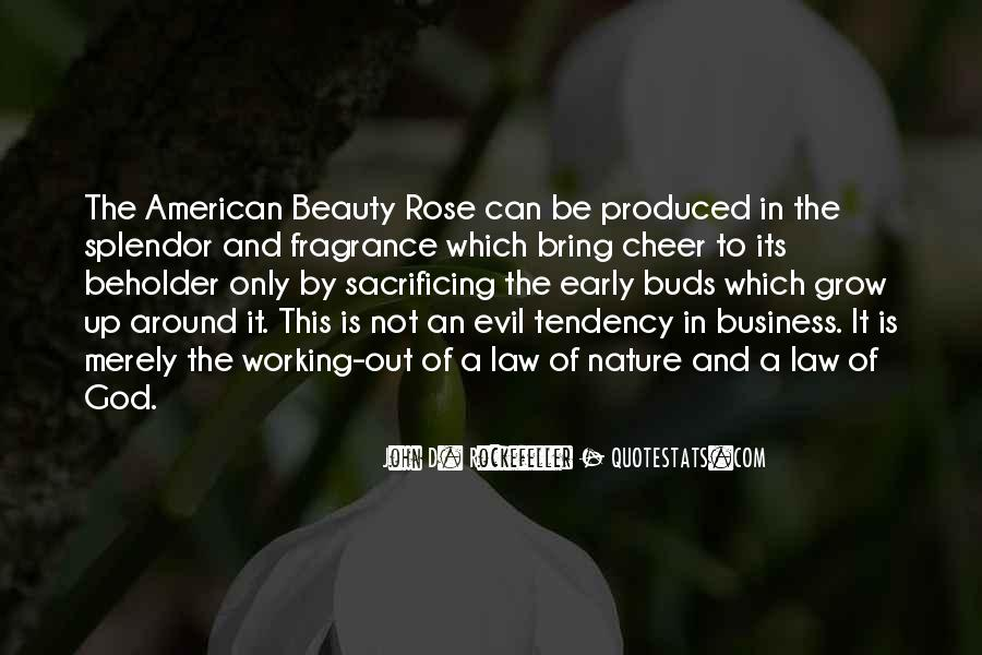 Quotes About Evil And Beauty #1778655
