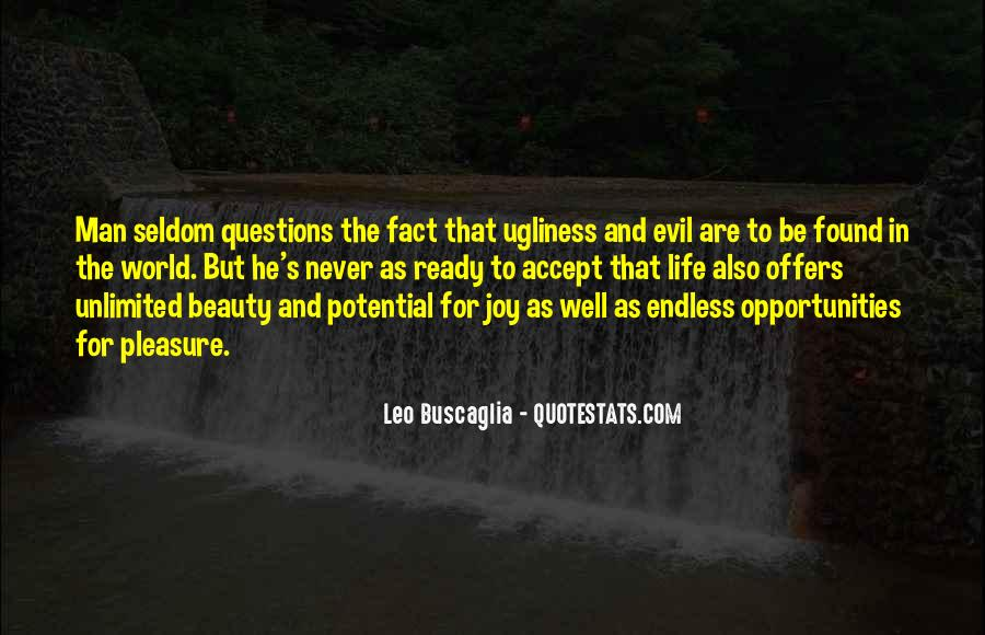 Quotes About Evil And Beauty #329178