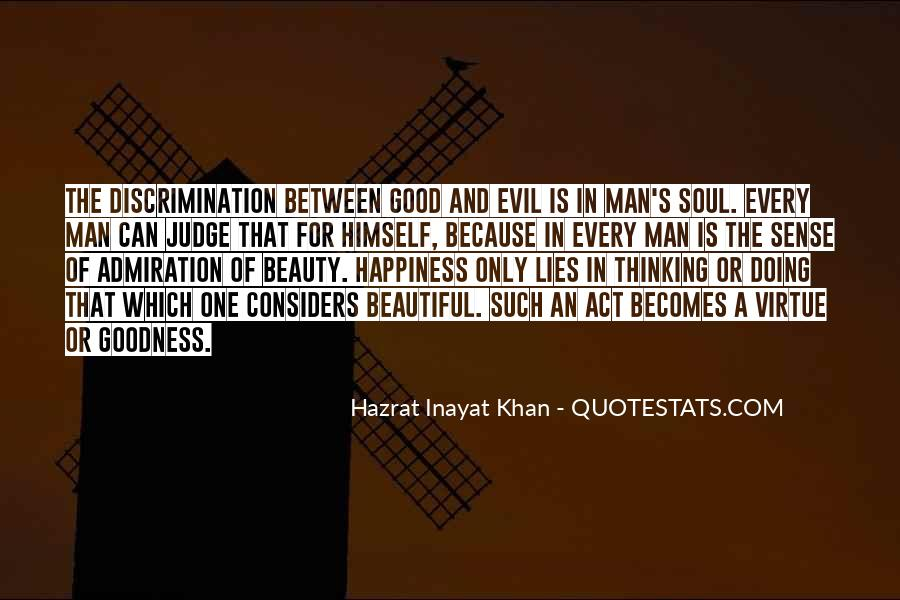 Quotes About Evil And Beauty #473153