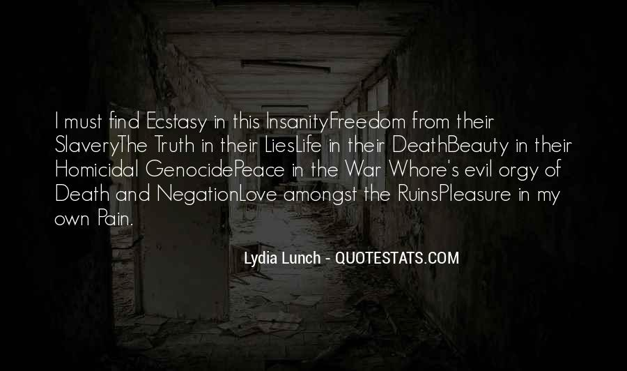 Quotes About Evil And Beauty #962651
