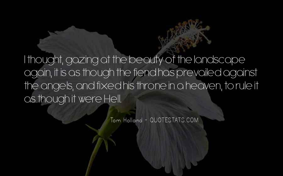 Quotes About Evil And Beauty #986427