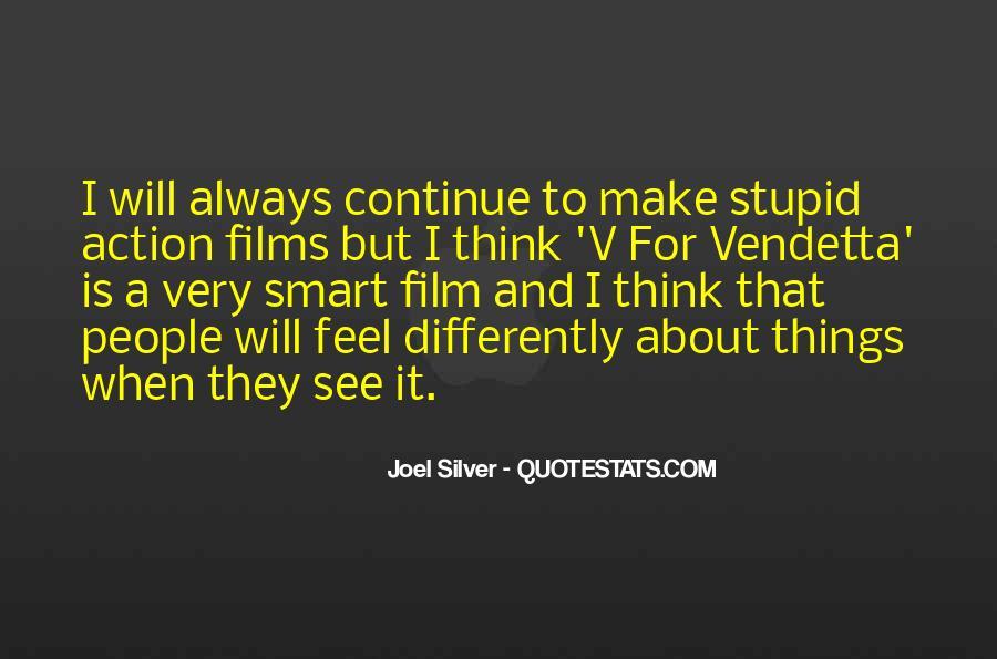 V Of Vendetta Quotes #236659
