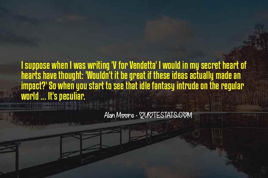 V Of Vendetta Quotes #503783