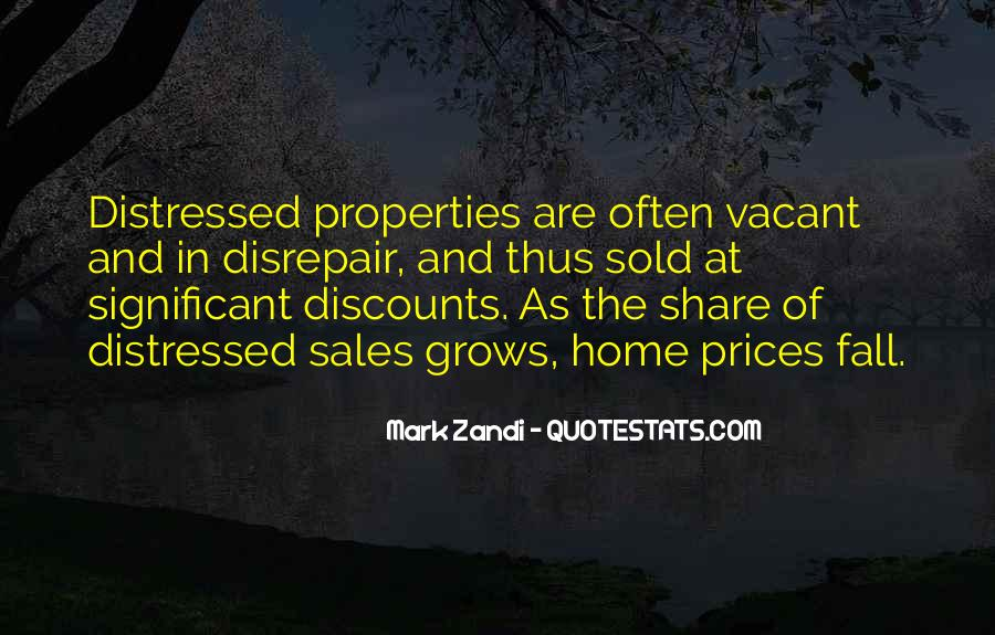 Vacant Home Quotes #1843513