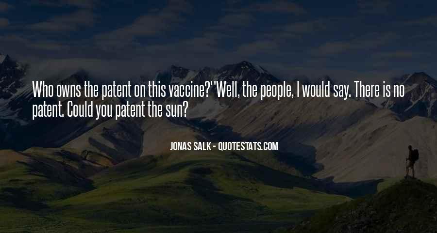 Vaccine Quotes #1070702