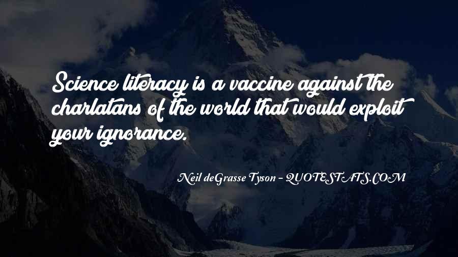 Vaccine Quotes #1160516