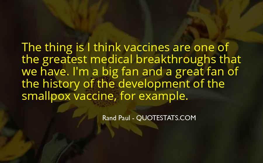 Vaccine Quotes #364851