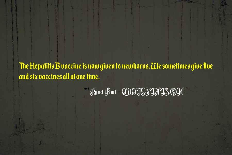 Vaccine Quotes #615427