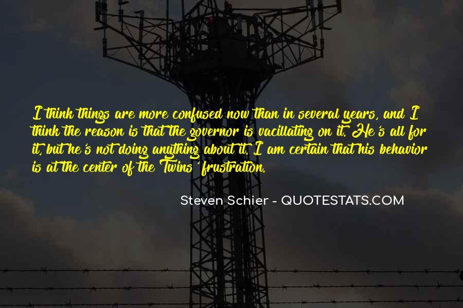 Vacillating Quotes #930222