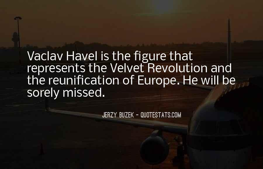 Vaclav Havel's Quotes #1023114