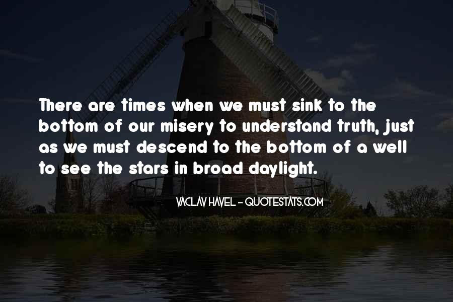 Vaclav Havel's Quotes #1026524