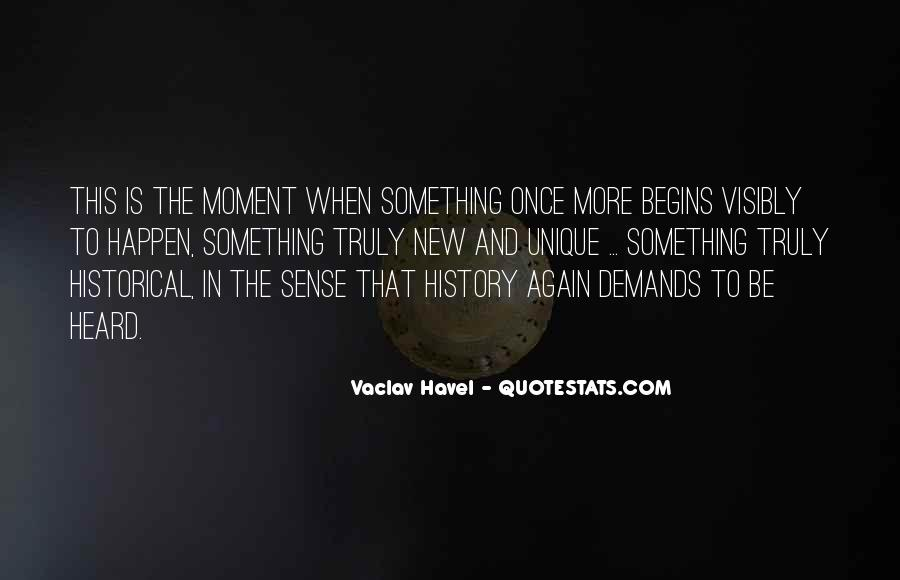 Vaclav Havel's Quotes #1228008