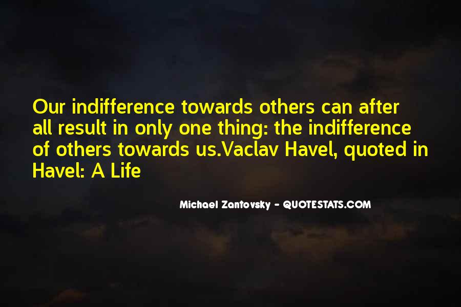 Vaclav Havel's Quotes #532859