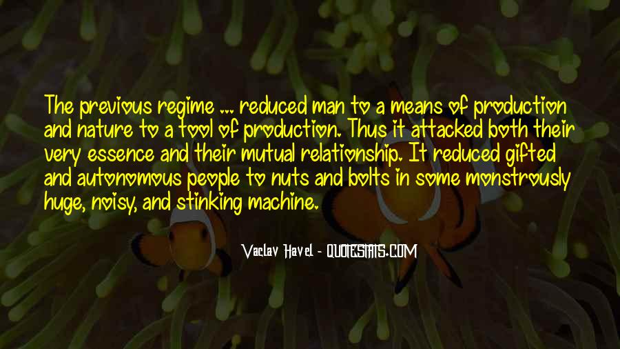 Vaclav Havel's Quotes #844553