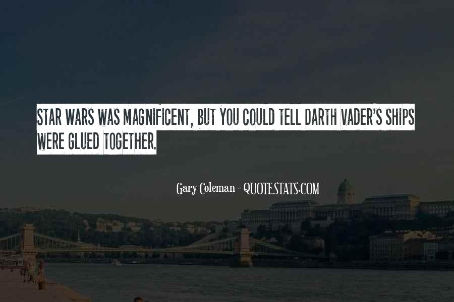 Vader's Quotes #119936