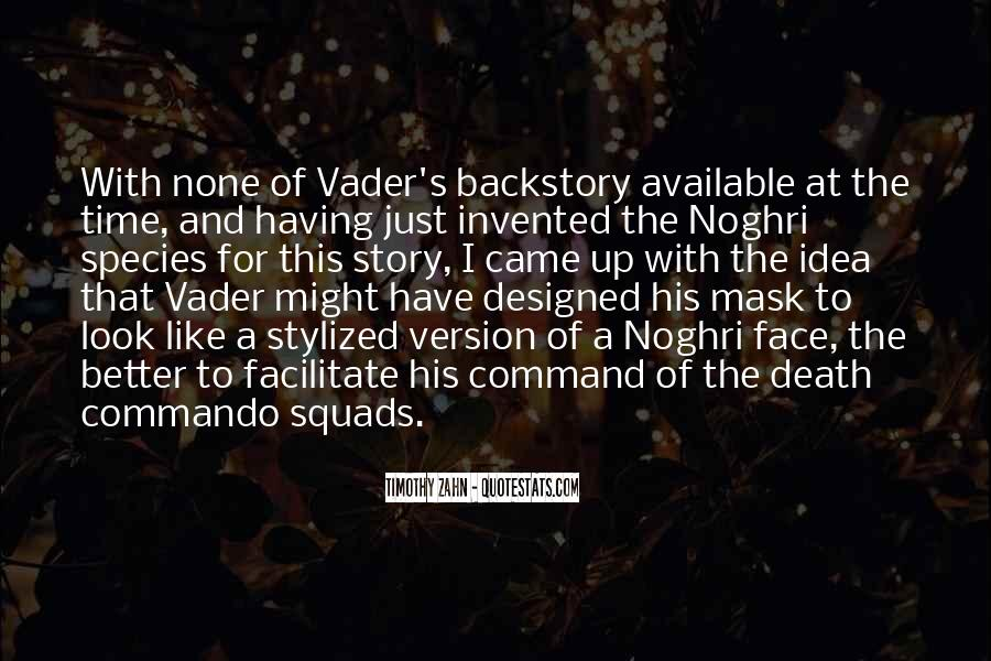 Vader's Quotes #1295496