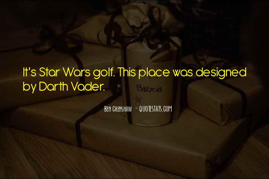 Vader's Quotes #1582513