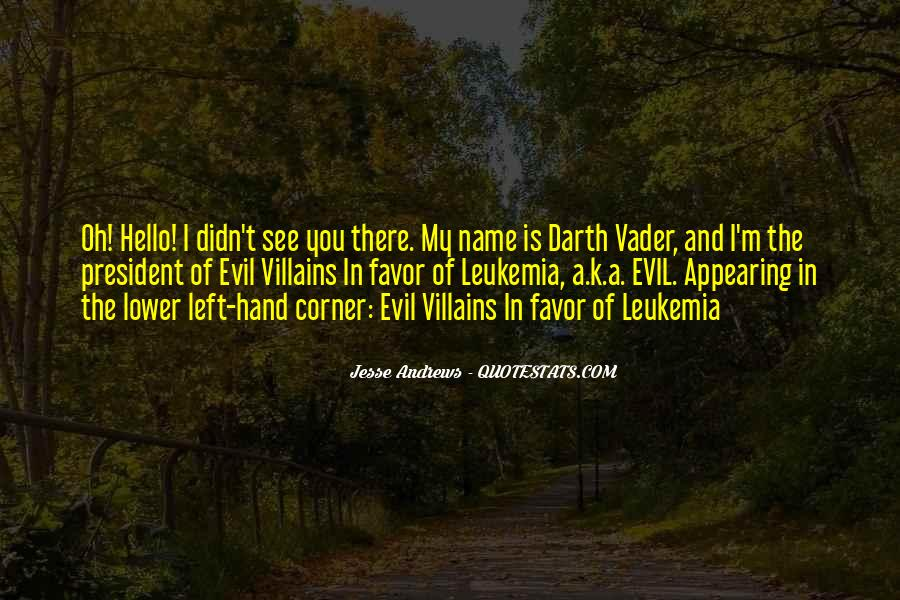 Vader's Quotes #38313