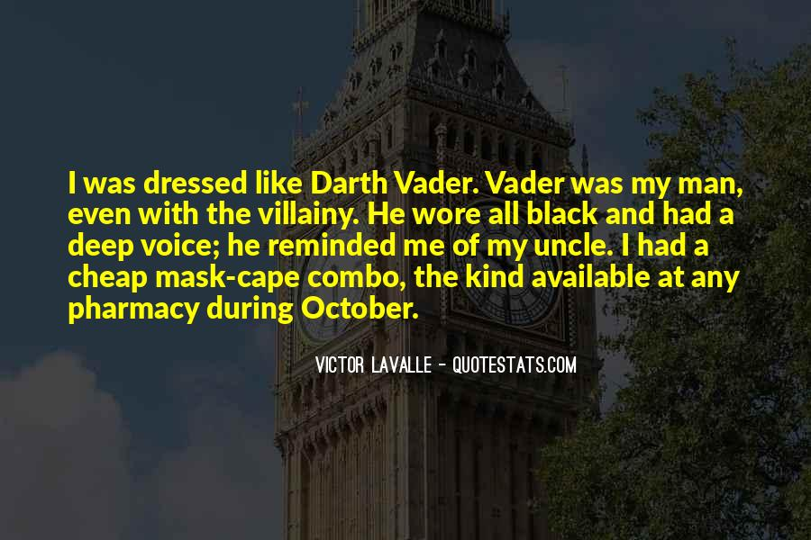 Vader's Quotes #459951