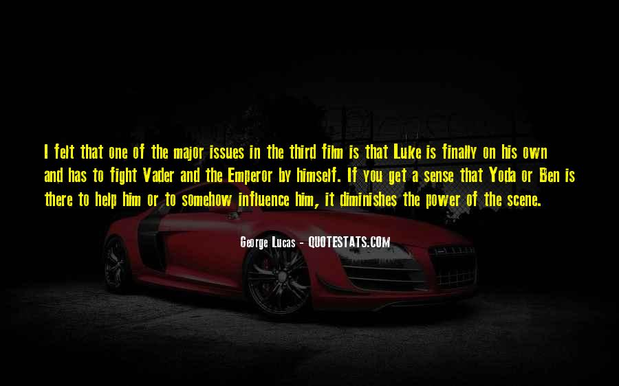Vader's Quotes #500325