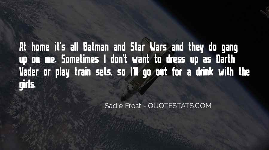 Vader's Quotes #6616