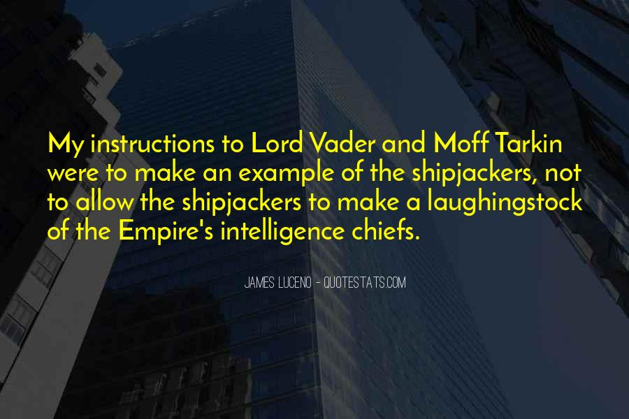 Vader's Quotes #872241