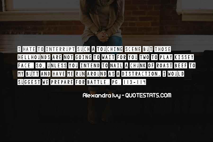 Quotes About Roast Beef #1443954