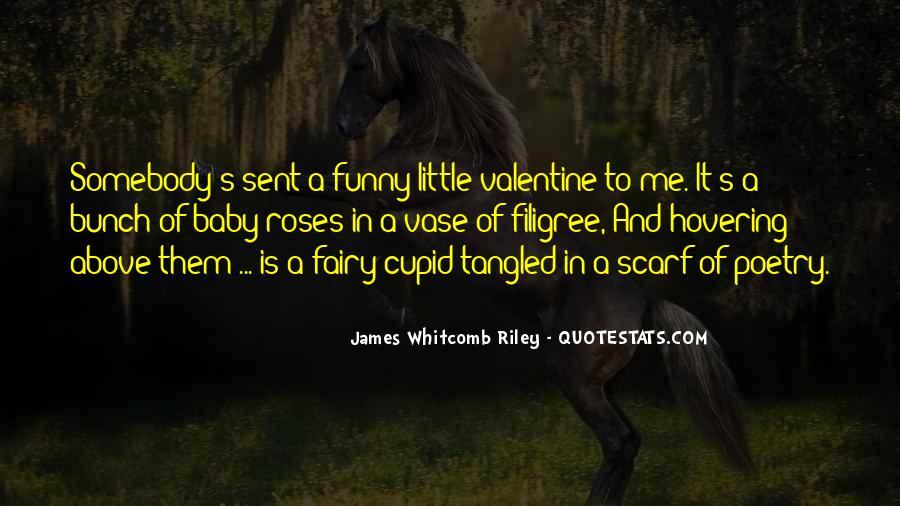 Valentine Cupid Quotes #1670895