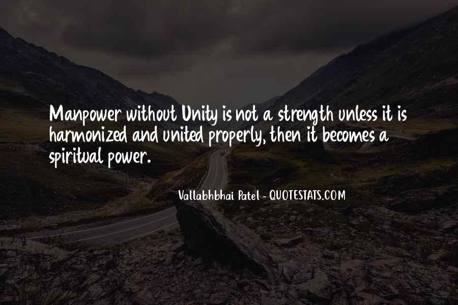 Vallabhbhai Quotes #1284570