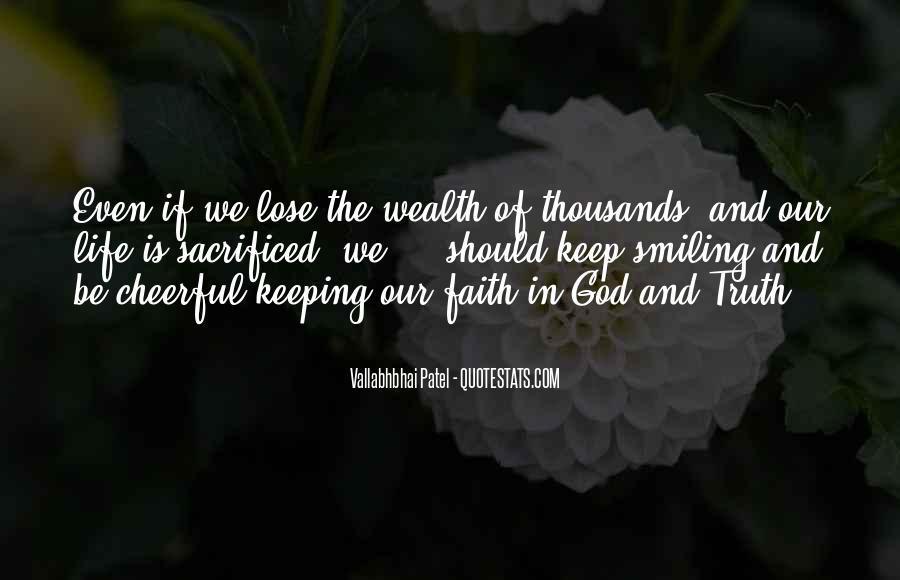 Vallabhbhai Quotes #1446916
