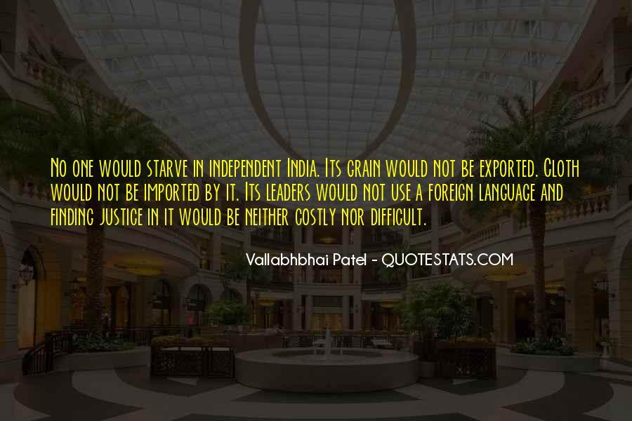Vallabhbhai Quotes #376295