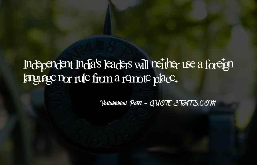 Vallabhbhai Quotes #449842