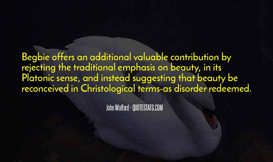 Valuable Contribution Quotes #1093331