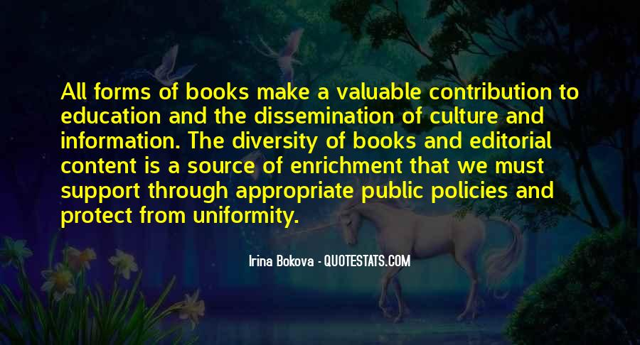 Valuable Contribution Quotes #1811505